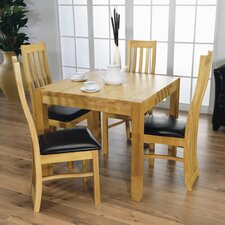 Eve 5 Piece Dining Set