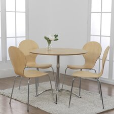 <strong>Furniture Link</strong> Soho 5 Piece Dining Set