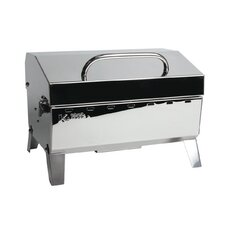 "19.75"" Stow N' Go 125 Gas Grill with Regulator"