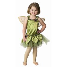 Garden Fairy with Detachable Wings Costume