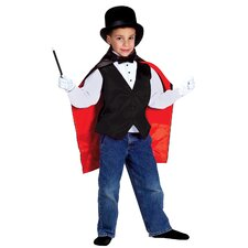 Jr. Magician with Top Hat Costume