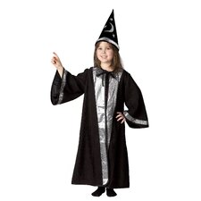 <strong>Aeromax</strong> Jr. Wizard with Cone Hat for 4-9 Years Old Costume