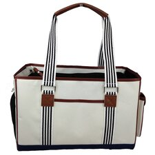 Fashion 'Yacht Polo' Pet Carrier