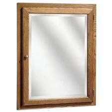 "Bostonian Series 24"" x 30"" Surface Mount / Recessed Beveled Edge Medicine Cabinet"