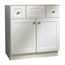 "<strong>Coastal Collection</strong> Cape Cod Series 30"" Bathroom Vanity Base"