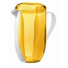 <strong>Guzzini</strong> Happy Hour Two Toned Pitcher in Yellow