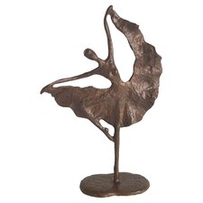 Folkloric Dancer in Cast Bronze