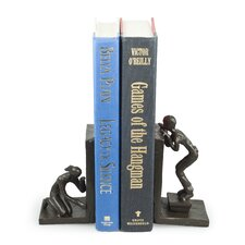 Peek-a-Boo Book End (Set of 2)