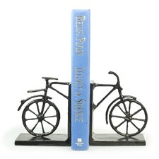 Bicycle Bookend (Set of 2)
