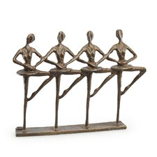 Ballet Quartet Sculpture