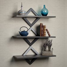 Diamonds 3 Level Shelving System