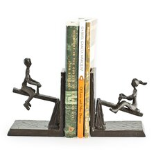 See-Saw Metal Book Ends (Set of 2)