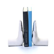 Hand Stop Bookend