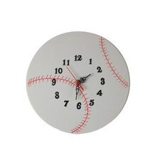 "9.5"" Home Run Wall Clock"