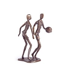 <strong>Danya B</strong> Basketball Players Sculpture