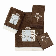 Queen Anne 4 Piece Towel Set