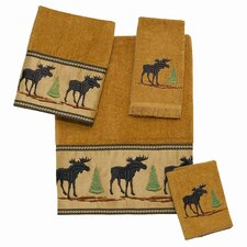 <strong>Avanti Linens</strong> Forestry 4 Piece Towel Set