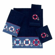 Lifes Preservers 4 Piece Towel Set