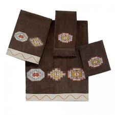 Tangine 4 Piece Towel Set