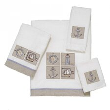 Saybrook 4 Piece Towel Set