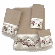 Victoria 4 Piece Towel Set
