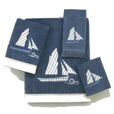 Schooner 4 Piece Towel Set