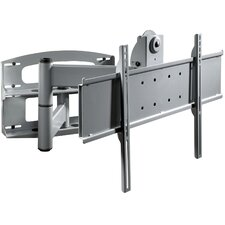 "<strong>Peerless</strong> Universal Articulating Dual-Arm with Vertical Adjustment for Flat Panel Screens (42"" - 60"" Screens)"