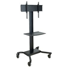 "Universal Cart for 32"" - 60"" Flat Panels"
