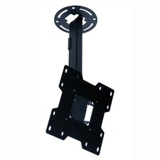 "<strong>Peerless</strong> 0Paramount Universal Ceiling Mount with Adjustable Extension (15"" to 37"" Screens)"