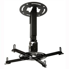Paramount Universal Ceiling Projector Mount with Adjustable Extension