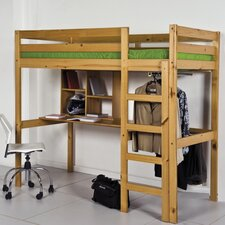 Rimini High Sleeper Student Set