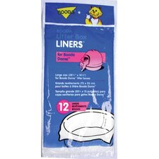 <strong>BOODA Pet Products</strong> Dome Liners (12 Pack)