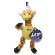 <strong>BOODA Pet Products</strong> Giraffe Stretchies Dog Toy
