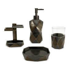 <strong>Veratex, Inc.</strong> Complexity 4 Piece Bath Set