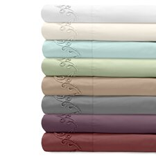 Supreme Sateen 500 Thread Count Cotton Pillowcase (Set of 2)