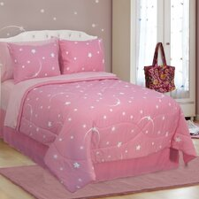 Glow in the Dark Stellar Comforter Set