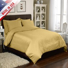 <strong>Veratex, Inc.</strong> Supreme Sateen 3 Piece Duvet Set
