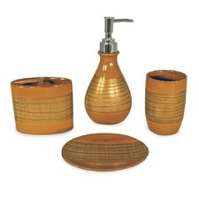 Sedona 4 Piece Bath Set