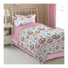 <strong>Veratex, Inc.</strong> Peace and Love Sheet Set