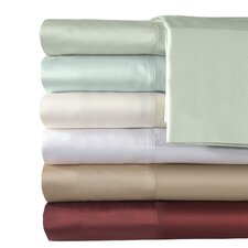 <strong>Veratex, Inc.</strong> 500 Thread Count Supreme Sateen Solid Sheet Set