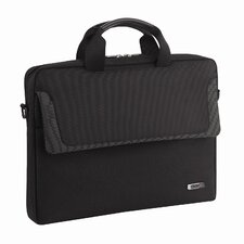 <strong>Solo Cases</strong> Sterling Slim Laptop Briefcase