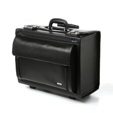 Classic Leather Laptop Catalog Case