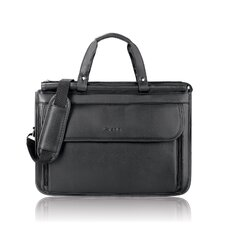 Classic Quad Compartment Briefcase