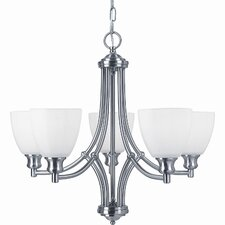 Monroe 5 Light Chandelier