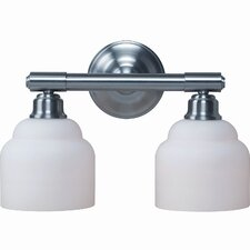 <strong>Royce Lighting</strong> Carlton 2 Light Bath Vanity Light