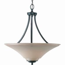 Fallsburg 1 Light Inverted Pendant