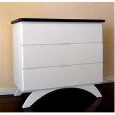 <strong>Eden Baby Furniture</strong> Madison 3-Drawer Kids Dresser