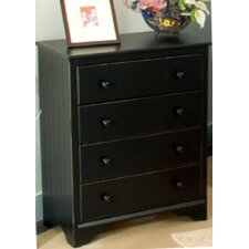 <strong>Eden Baby Furniture</strong> Nantucket 4-Drawer Chest