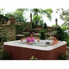 8-Person 45-Jet Dominica Spa