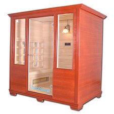 Face to Face 4 Person Sauna